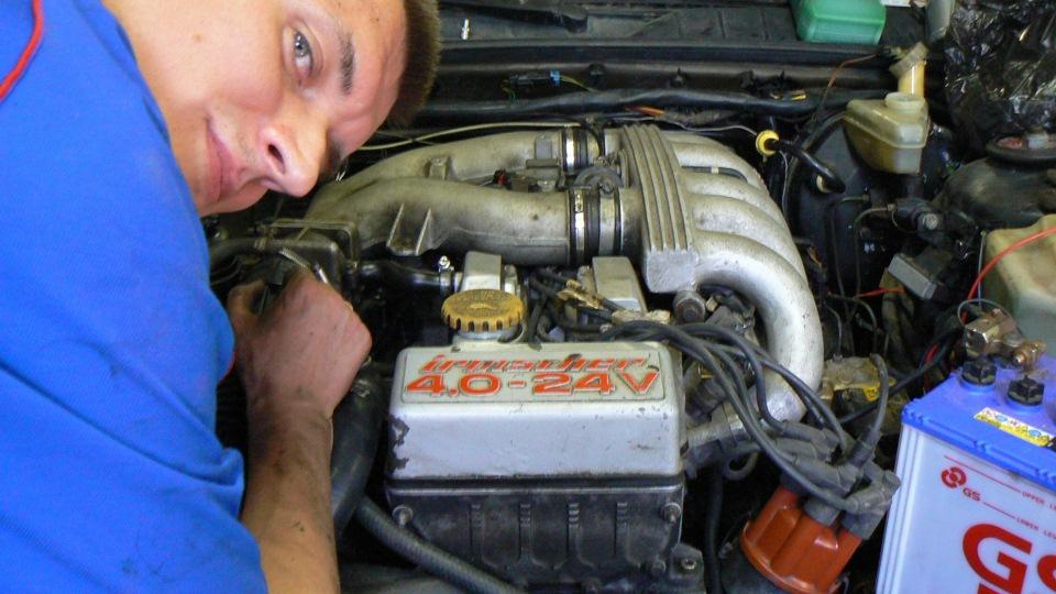 Opel Omega EVO500