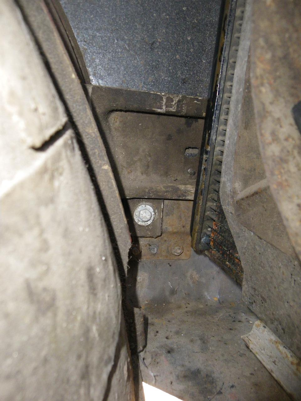 проблема с система охлаждения москвич 2141 схема