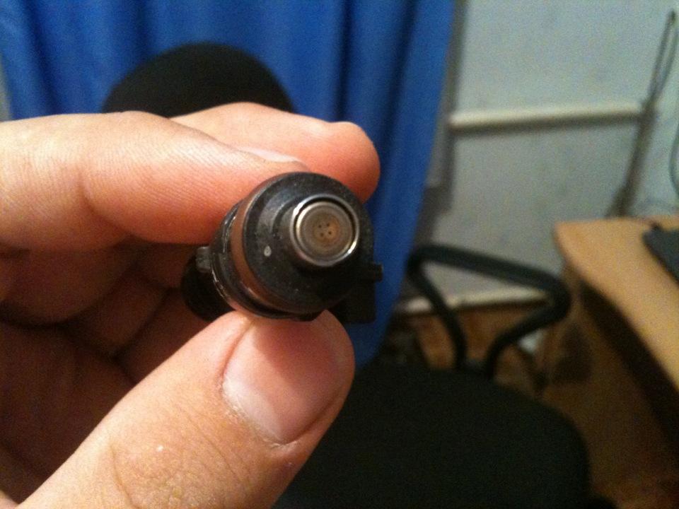 Форсунка инжекторная ford usa f-series f150