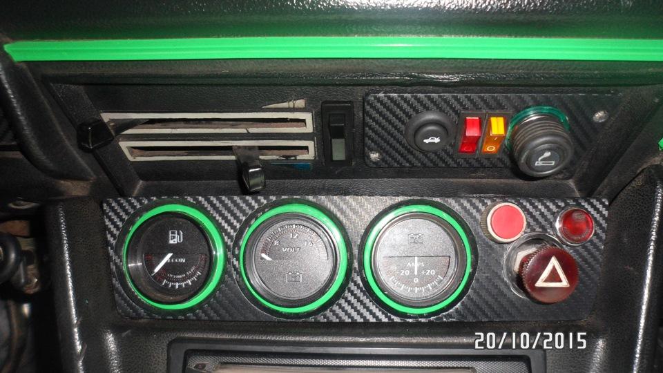 Дополнительные приборы на авто все 124