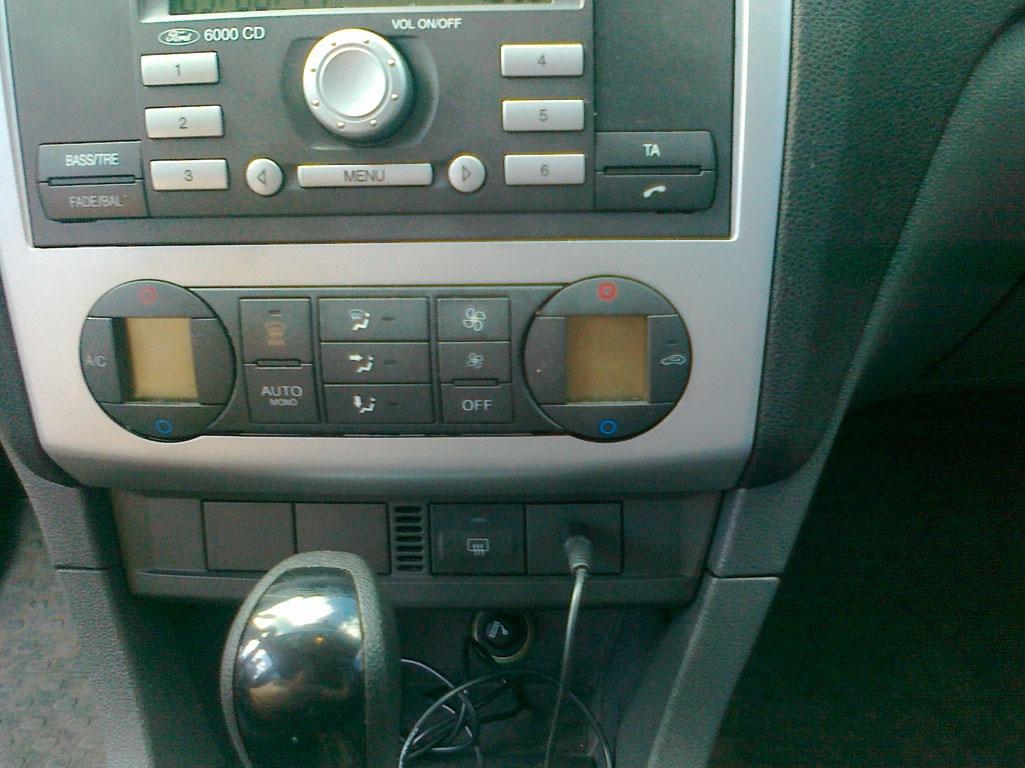Aux для форд фокус 2