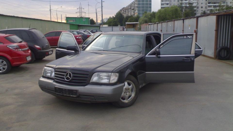 Mercedes benz s class 600 drive2 for Mercedes benz s class 600