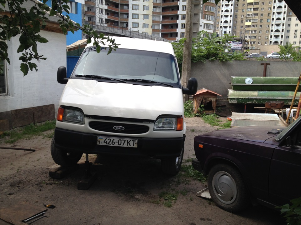 Logbook ford transit 2 0l dohc sefi 1997 on drive2 - Ft achi modular home diy for sale only ...