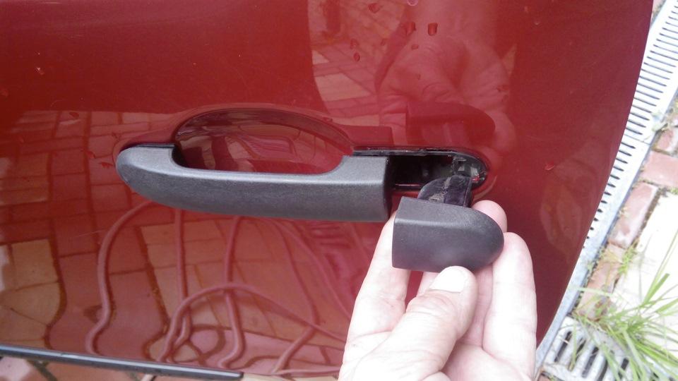 Ремонт ручки двери) - бортжурнал Nissan Note ???$ ==ХУЛИГАН== 2008 года на DRIVE2