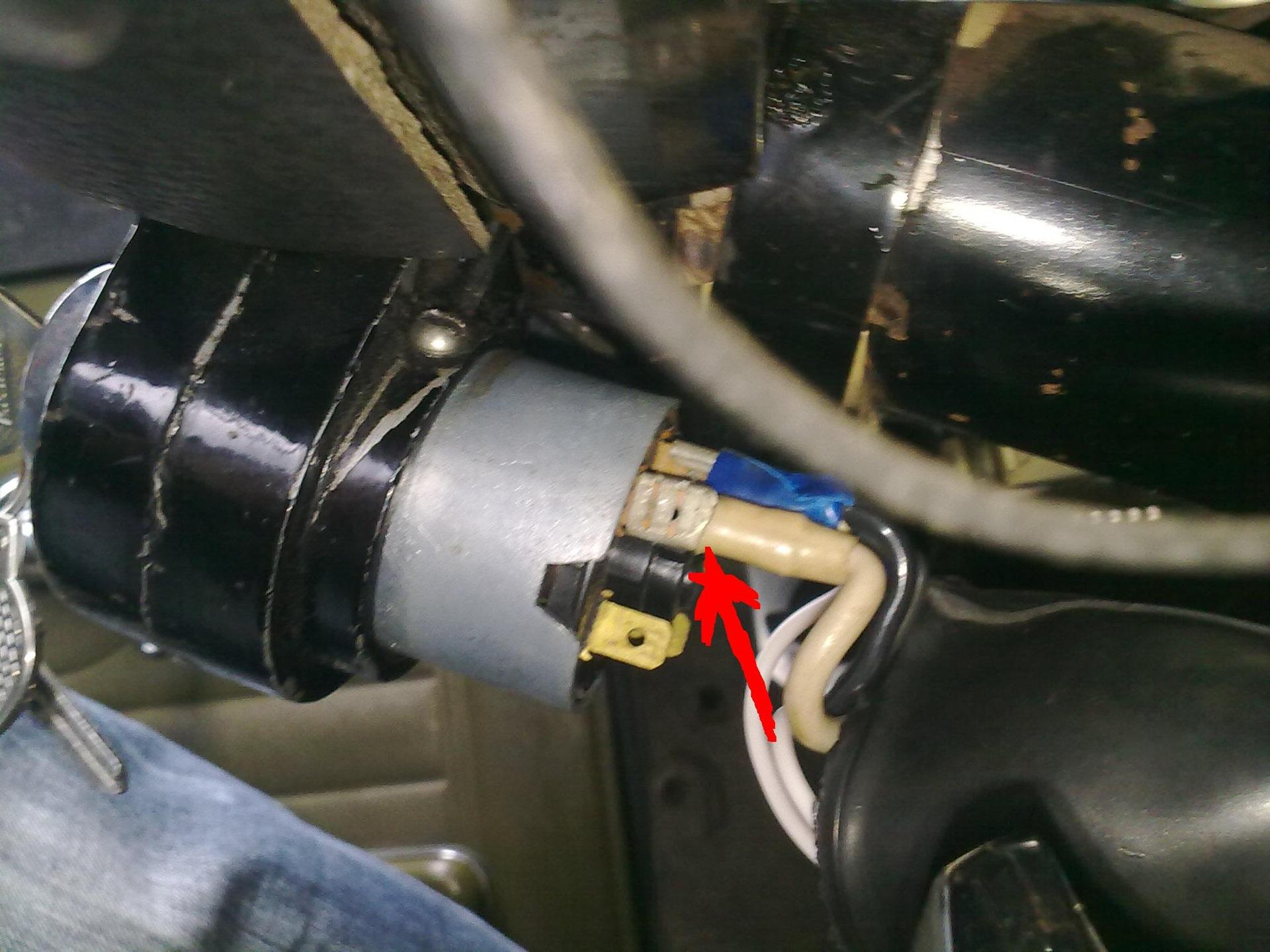 Кнопка запуска двигателя 53