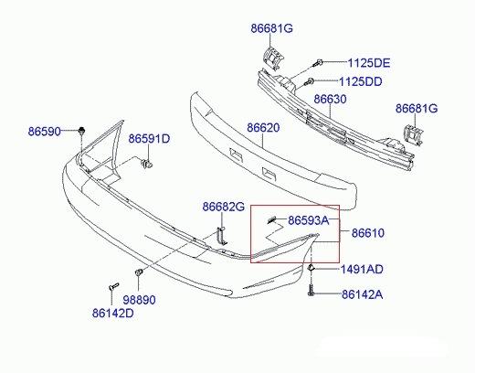 интимный купить боковые держатели переднего бампера хендай акцент создается защитная прослойка