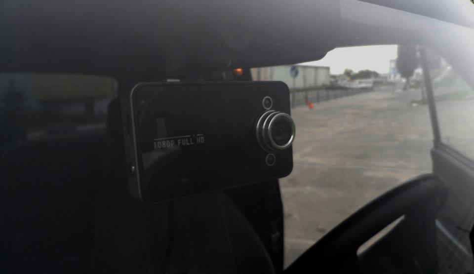Видеорегистратор двр к6000
