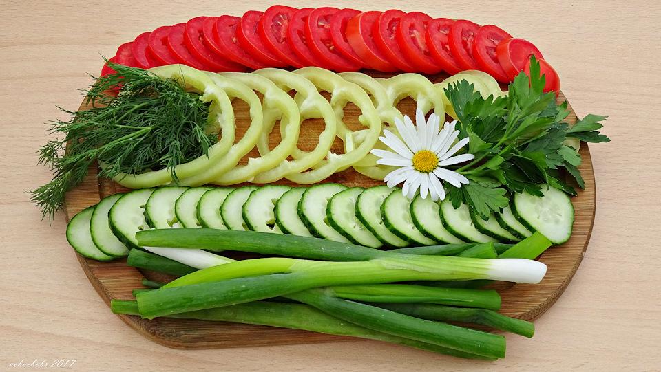 чтобы овощная нарезка пошаговое фото приготовления денежные