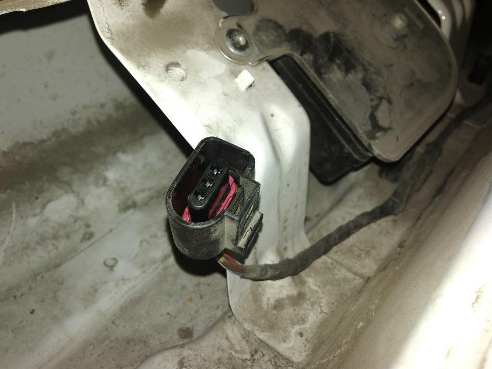 фольксваген джетта датчик удара сигнализации схема установки