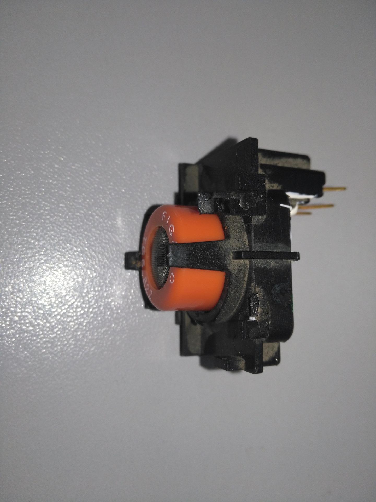 Ремонт датчика загрязнения воздуха (AUC Sensor) — logbook BMW X5
