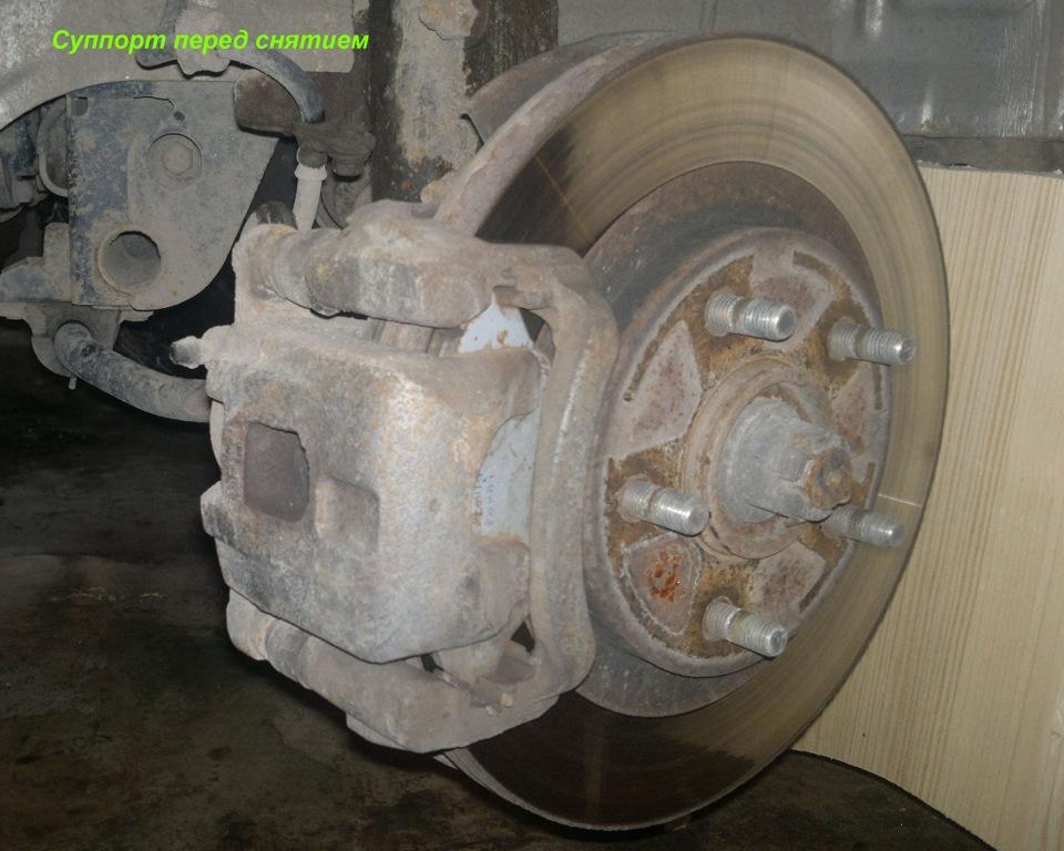 Ремонт суппорта — бортжурнал Mitsubishi Pajero Pinin ...: https://www.drive2.ru/l/658978/