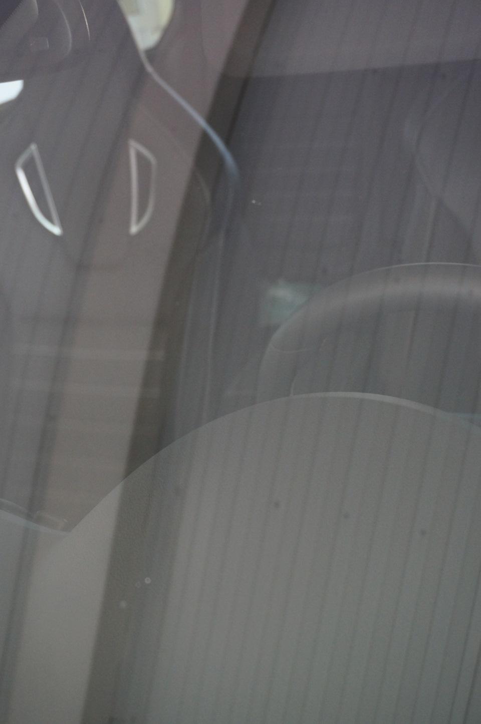 Ремонт сколов и трещин или новое стекло