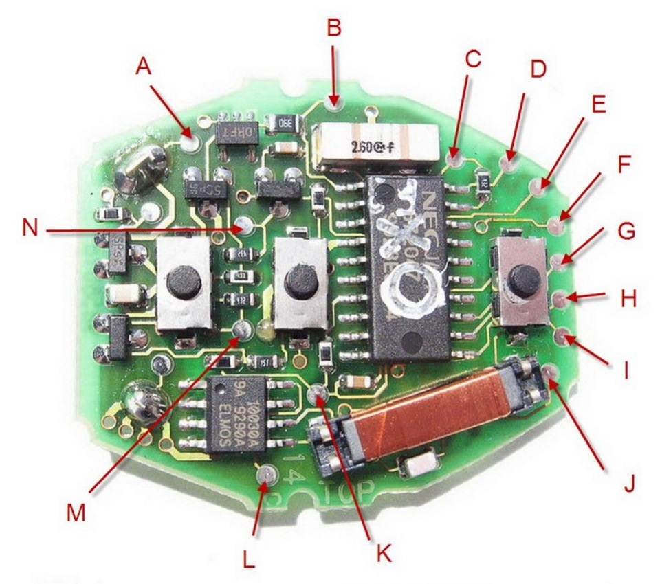электро схема бмв х-5 е53