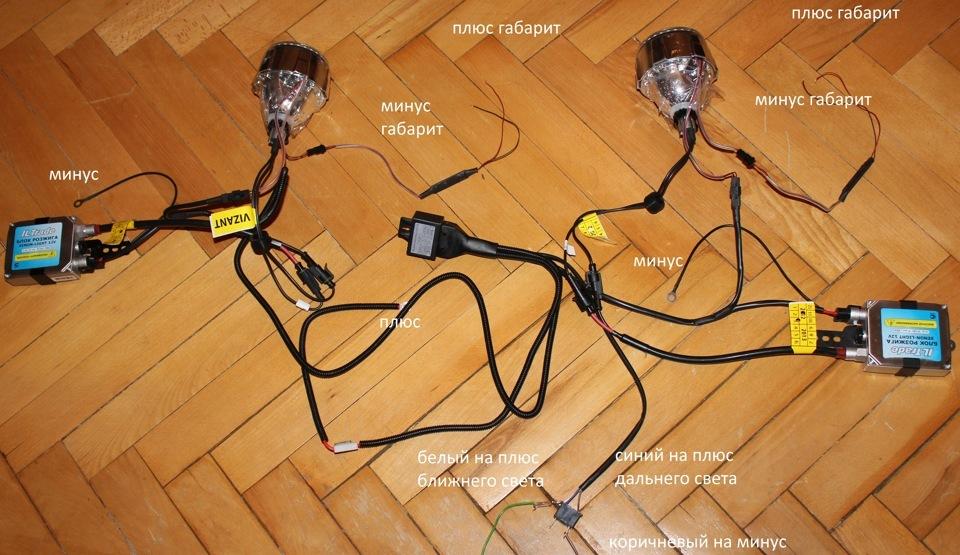 Модель светофора -