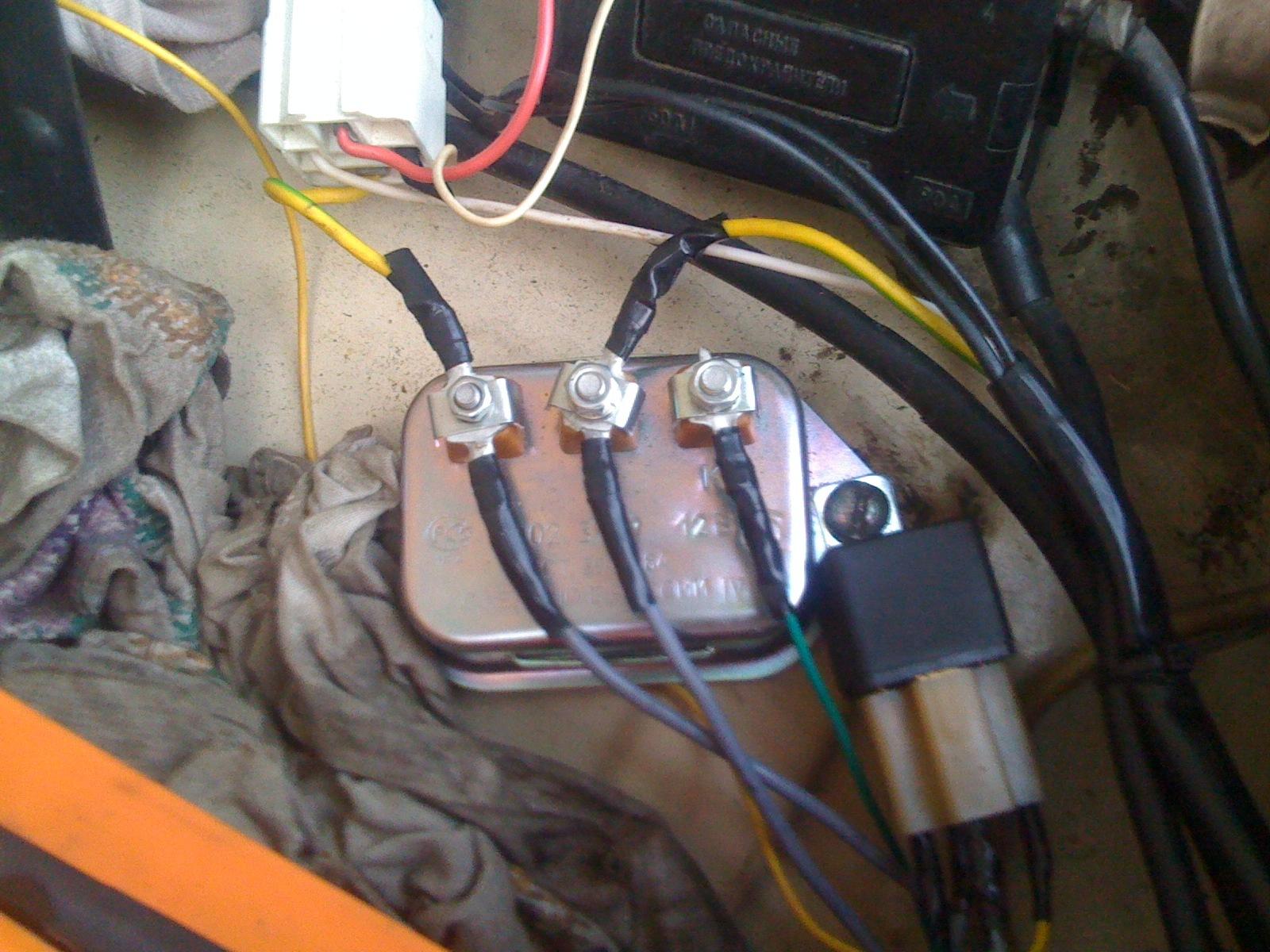 электро схема плавный пуск электродвигателя