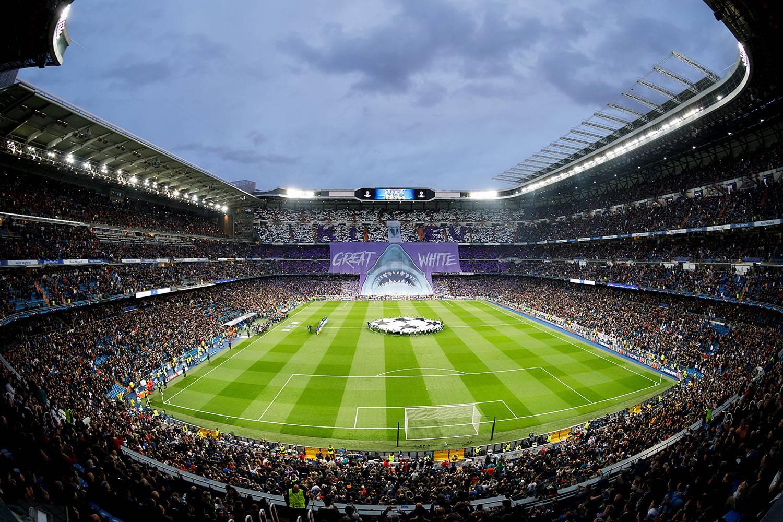 сантьяго бернабеу фото стадиона подборе