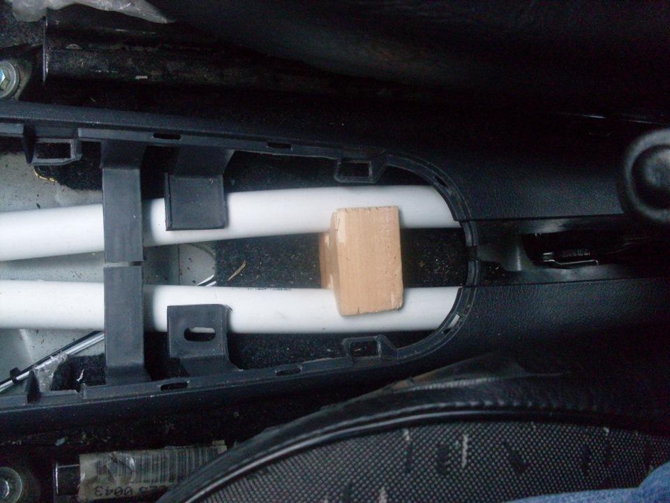 Обогрев лобового стекла форд фокус 2 не работает левая сторона