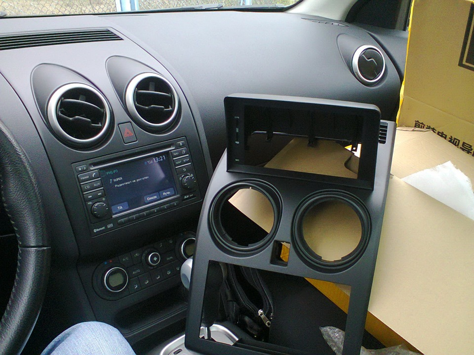 Tablet In The Studio Logbook Nissan Qashqai Le 2011 On Drive2