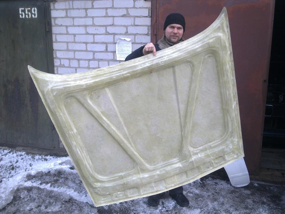 Как из стекловолокна сделать крыло