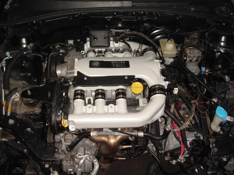 свап двигателя на chevrolet lacetti