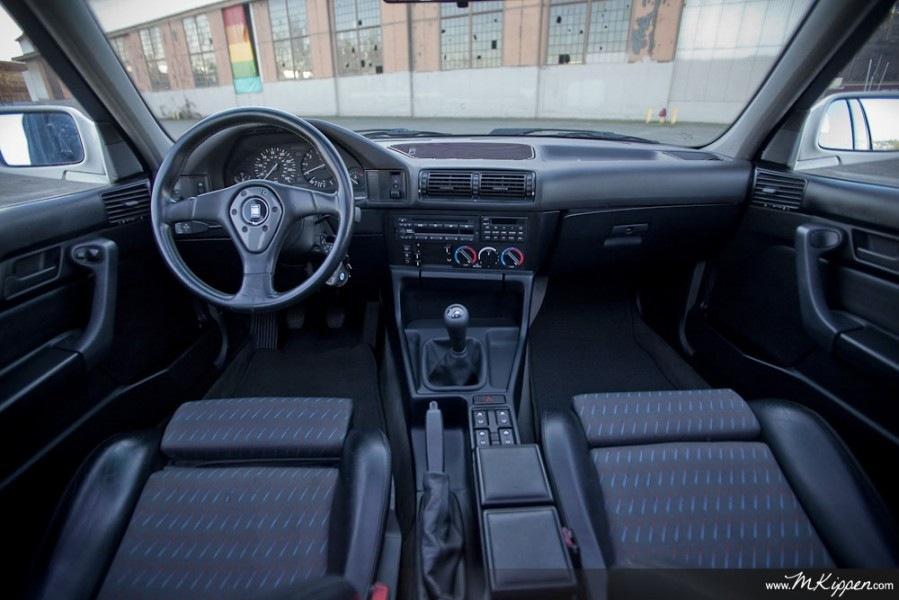 Bmw E34 Interior 5