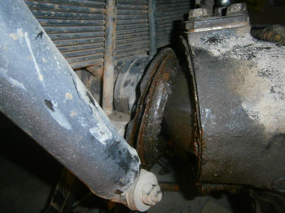 89e2f4as 960 - Уаз 3303 передний мост ремонт
