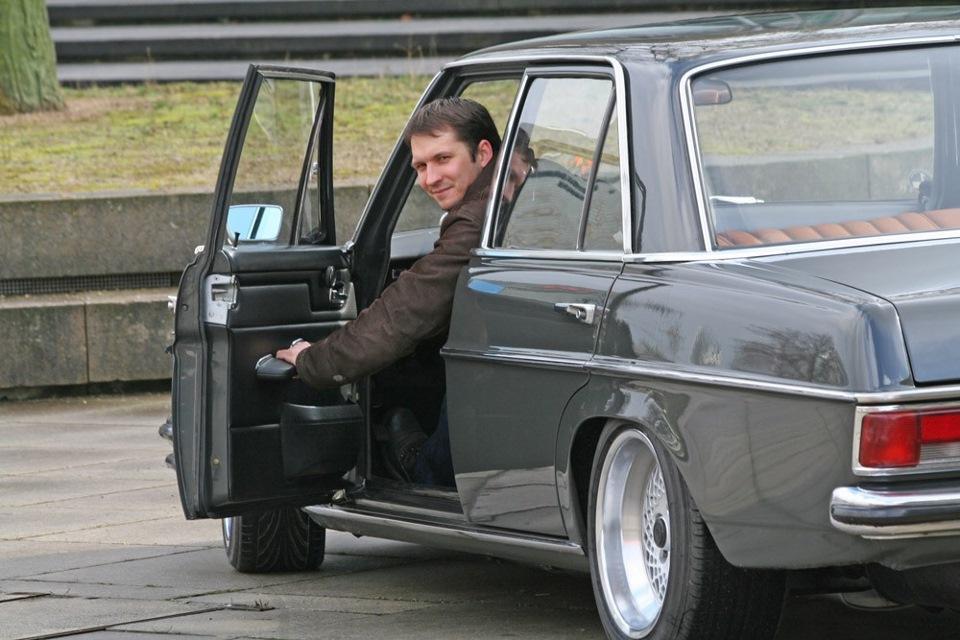 Серый цвет авто фото