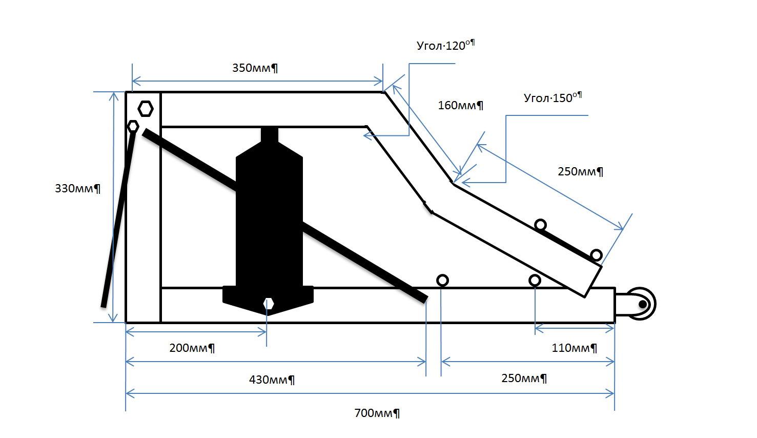 Схемы станков 3е711в