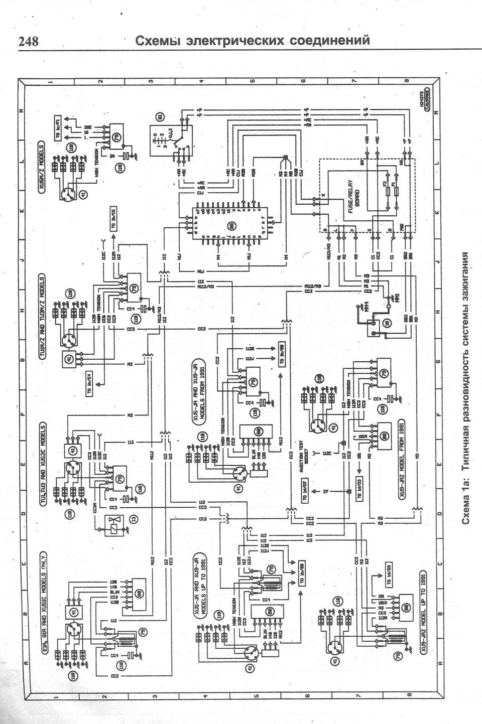 Генератор г 309 схема