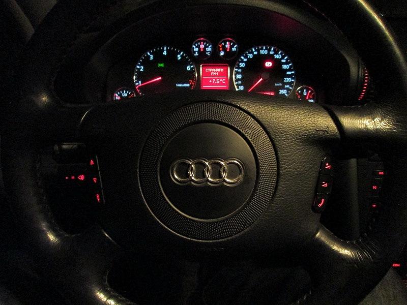 Мультируль, руль с кнопками Ауди А4Б5