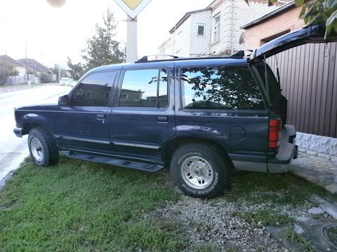 973dd895bb06 Покупка машины Ford Explorer (1st generation) — отзывы и личный опыт ...