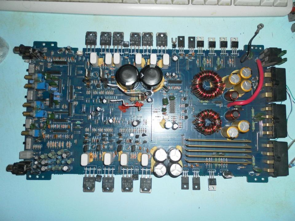 2 канальный усилитель схема фото 438