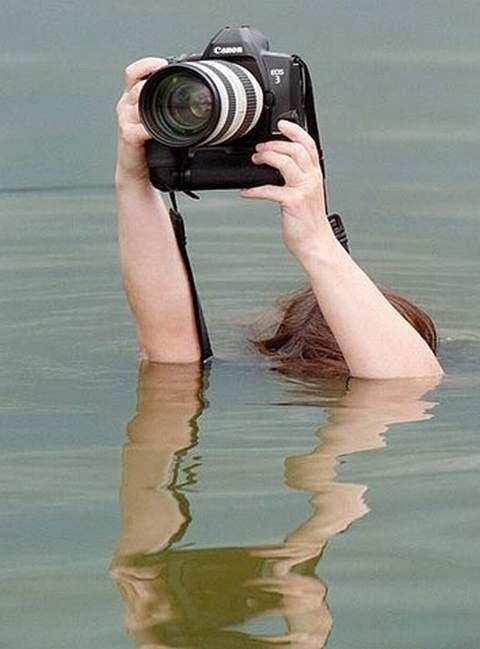 Прикольная картинка про фотографа