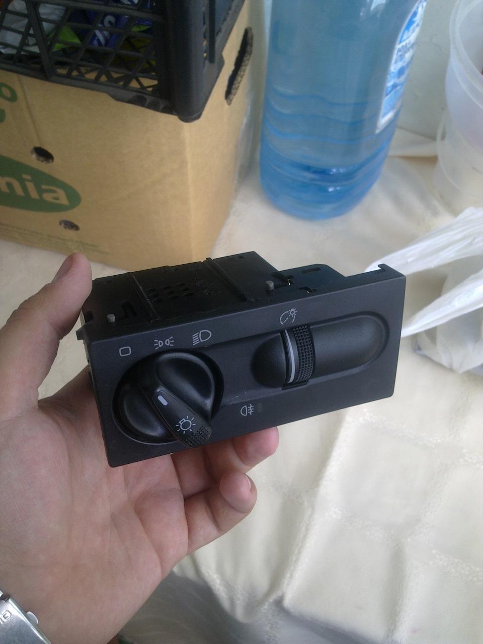 Переключатель света на фольксваген транспортер бронированный фольксваген транспортер