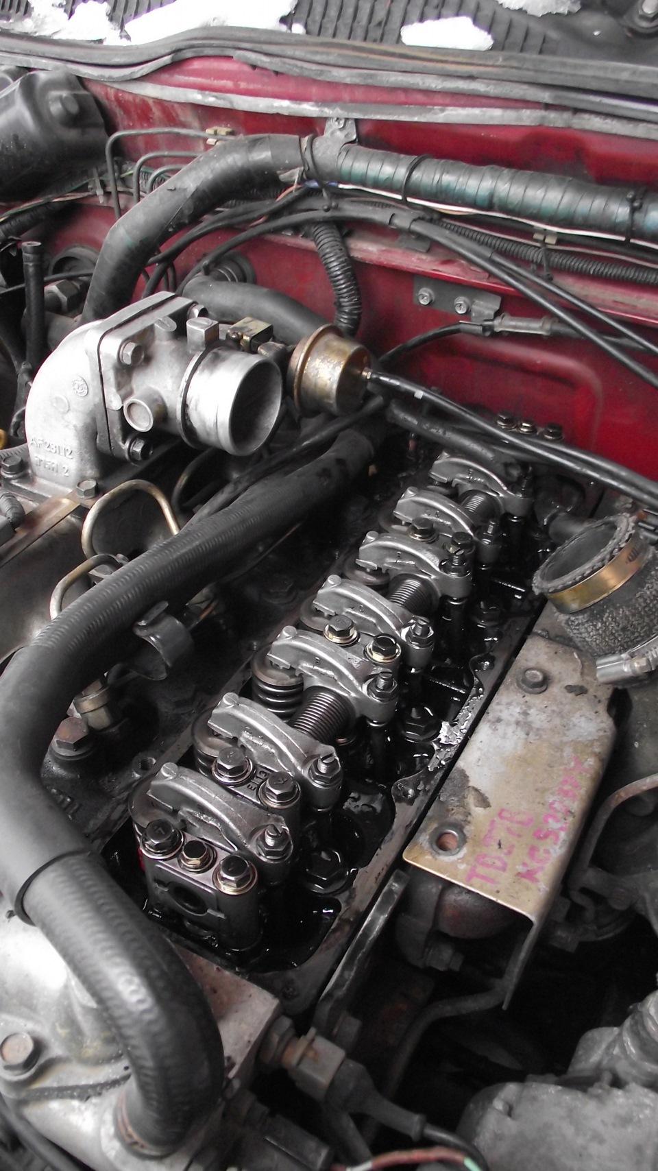 схема установки момента зажигания двигатель rd28 nissan