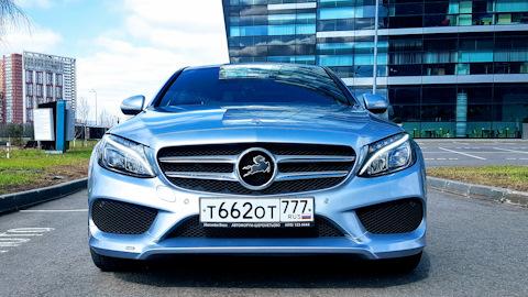 Mercedes-Benz C-class Diamond   DRIVE2