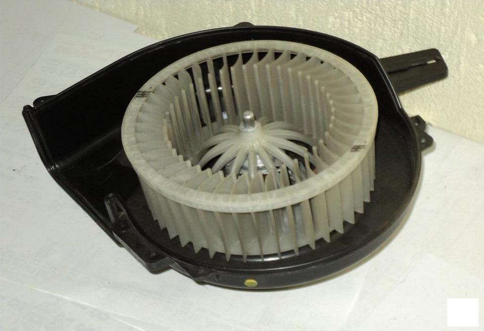 мотор отопителя фольксваген поло седан