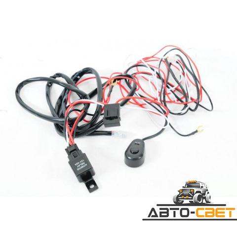 комплект проводки для подключения светодиодной люстры