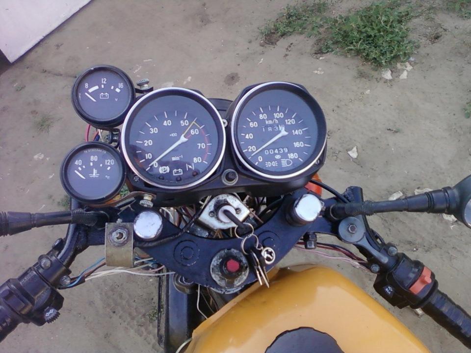 Мотоцикл иж своими руками
