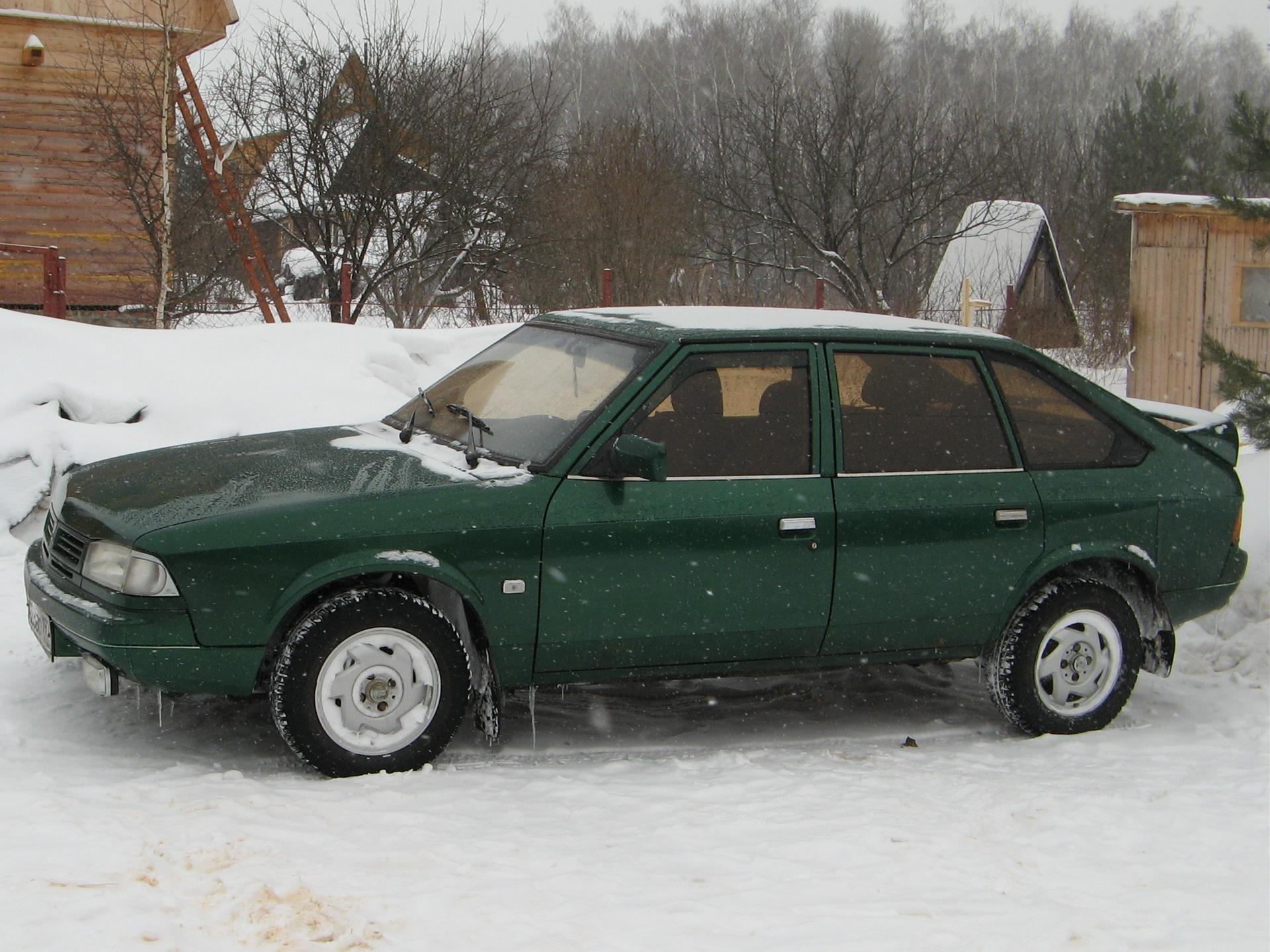 тюнинг м 2141