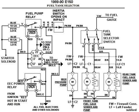 Eec Power Relay