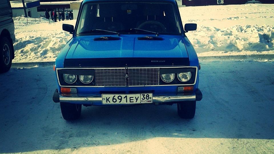 Лада 2106 Небе�н�й drive2