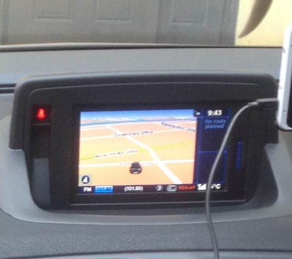 как прошить штатный навигатор renault trafic