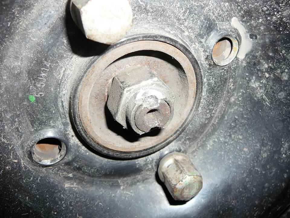 Как заменить подвесной подшипник на пежо 406 - Reg197.ru