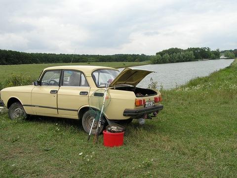 Москвич 2140 Компрессора для поГидроизоляция прудов своими