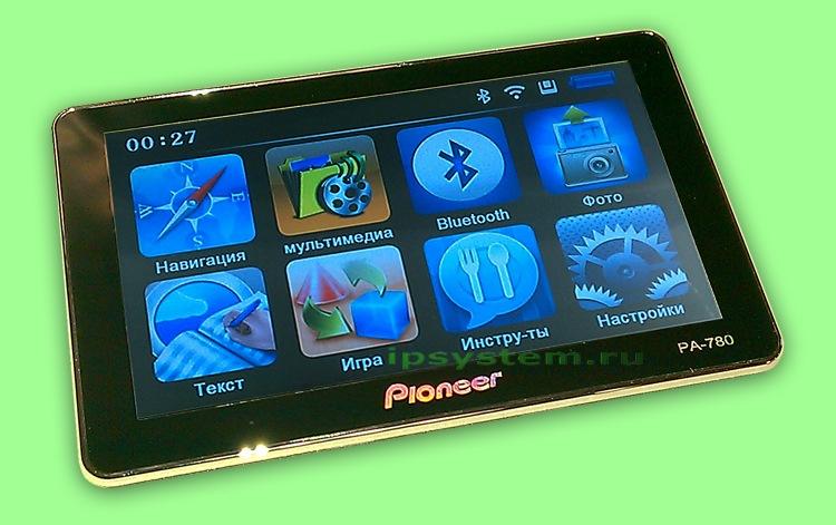 Программы gps pioneer на
