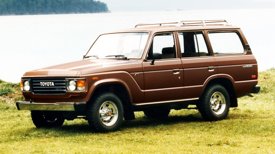 Buy Toyota Land Cruiser 60: selling pre-owned Toyota Land