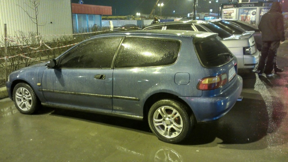 honda civic hatch 94