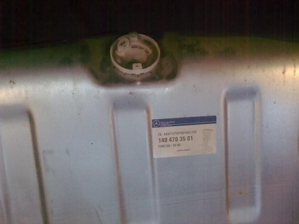 почему не показывает топливный датчик на мерседес s140