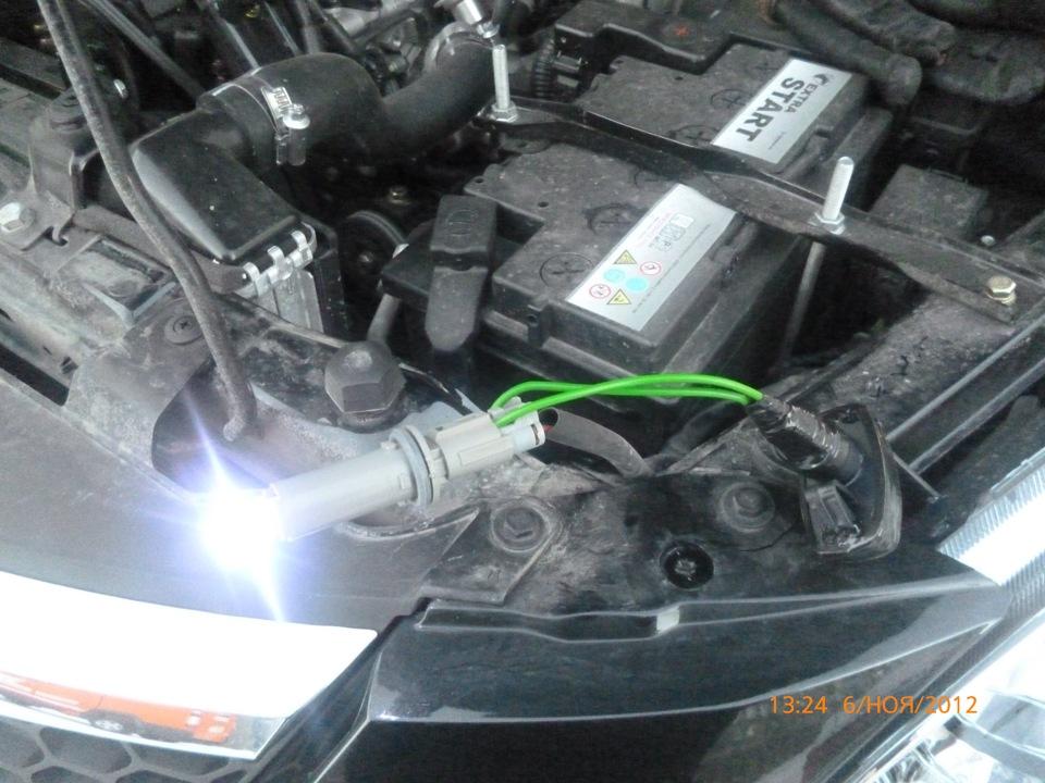 простые светодиоды в габариты ховера н5 - бортжурнал Great Wall Hover Черный ДРАКОН ВОРКУТЫ 2012 года на DRIVE2